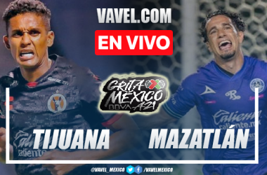 Resumen del Xolos 0-0 Mazatlán en Liga MX 2021