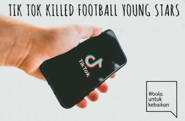TikTok dan Pesepak Bola Muda Indonesia