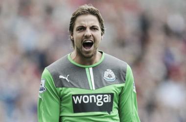 Krul is Newcastle's longest-serving player (Photo: dailystar.co.uk)