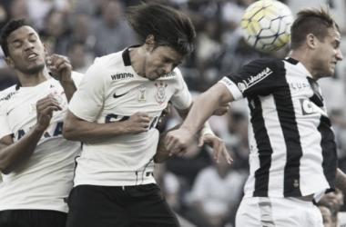 Com o empate, o Corinthians permanece na busca pela liderança do campeonato, já o Figueirense segue na luta para deixar a boca do Z-4 (Foto: Daniel Augusto/Agência Corinthians)