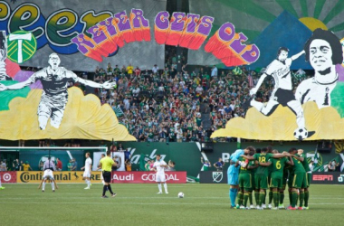MLS 2017. Resumen jornada 17: las cosas se ponen serias // Imagen: Portland Timbers