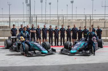 Sean Gelael Puas Dengan Hasil Tes Di Bahrain