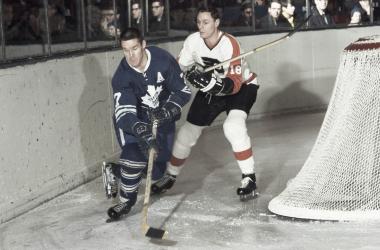 Jugadores Legendarios de la NHL: Tim Horton