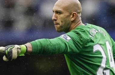 El Everton renueva el contrato de Tim Howard