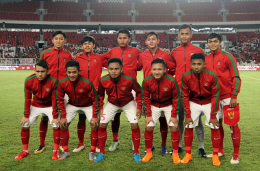 Jadwal dan Tekad Skuat Indonesia di Piala AFF U-19 2018