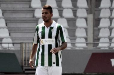 Fran González, nuevo jugador del Hércules