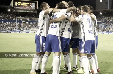 Foto:Web oficial Real Zaragoza