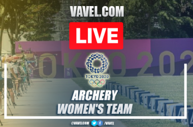 Highlights and Best Moments: Women's Team Archery in 2020 Olympic Games