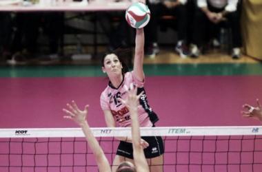Esclusiva Vavel - In viaggio nella serie A1 di volley femminile: Valentina Tirozzi