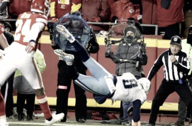 Jugadas extrañas y divertidas de la NFL