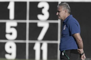 Após sequência forte, Tite ganha semana cheia antes do clássico contra o Palmeiras
