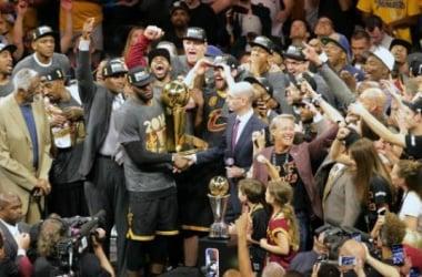 Cleveland dans l'histoire !