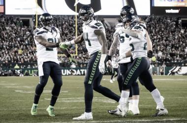 Los Seahawks derrotan a los Eagles y avanzan en los playoffs