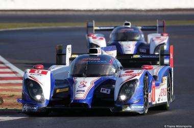 WEC / Silverstone : Toyota en pole dans la confusion