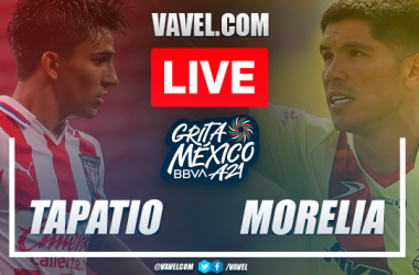 Goals and highlights: Tapatio 0-3 Atletico Morelia in Liga Expansion MX Apertura 2021