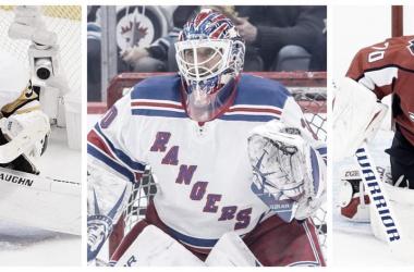 Carrusel de porteros: tiempo de cambios en algunas porterías de la NHL