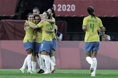Foto: Divulgação / Time Brasil