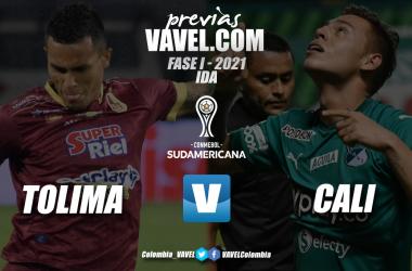 Previa Deportes Tolima vs Deportivo Cali: lucha colombiana por un cupo en fase de grupos de la Sudamericana