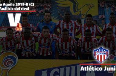 Deportes Tolima, análisis del rival: Atlético Junior