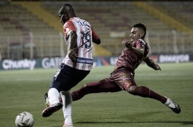 Tolima cayó ante Junior y se quedó afuera de la Liga BetPlay