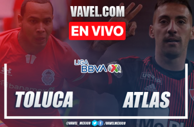 Resumen y goles: Toluca 2-3 Atlas en Liga MX 2020