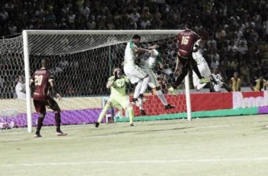 Nacional acumuló su cuarto partido sin marcar. | Foto: Jorge Cuéllar - Nuevo Día Ibagué