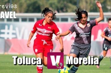 Toluca vs Morelia, Liga MX Femenil