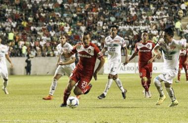 Resultado Toluca - Zacatepec en Copa MX 2015 (3-1)