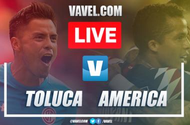 Goals and Highlights: Toluca 0-1 America, 2019 Liga MX