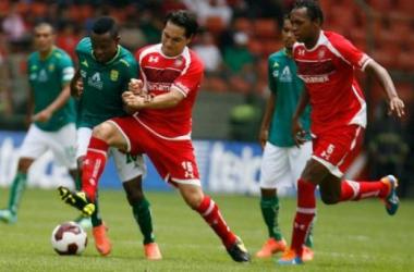 Resultado León - Toluca en Liga MX 2013 (2-2)