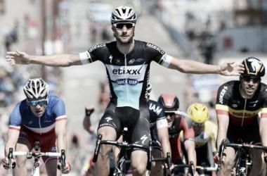 Boonen vuelve a reinar en el Tour de Bélgica