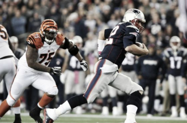 Brady y los Patriots mejoran su imagen derrotando a los Bengals