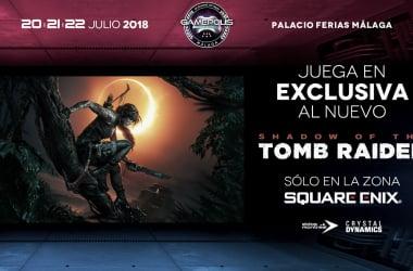 Imagen promocional de la exclusividad de Tomb Raider   Foto: Gamepolis