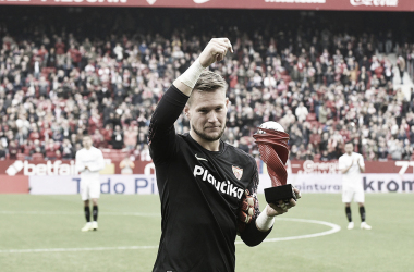 Anuario VAVEL Sevilla FC 2018: Portería, en las manos más seguras