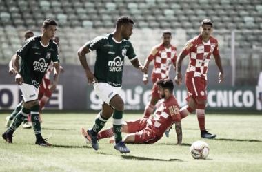 João Paulo decide, e Tombense bate Caldense na semifinal do Campeonato Mineiro