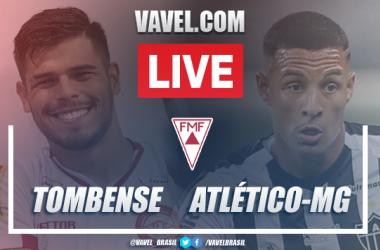 Gols e melhores momentos Tombense 1x2 Atlético-MG pelo Campeonato Mineiro