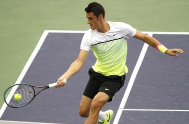 ATP Indian Wells: Bernard Tomic Defeats A Familiar Foe In Rajeev Ram