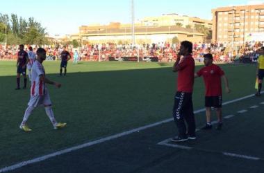 Empate con sabor a victoria de la SD Huesca en San Gregorio