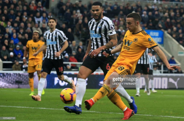 As it happened: Wolves grab dramatic equaliser to deny Newcastle the points