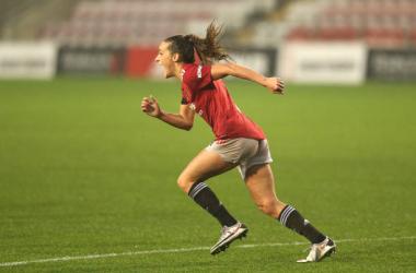 Manchester United Women 1-0 Arsenal Women: United Go Top As Super Toone Strike Secures Massive Win Over Lacklustre Arsenal