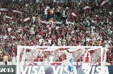 Torcedores envolvidos em briga no Beira-Rio estão proibidos de frequentar jogos do Internacional