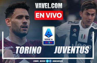 Resumen y goles Torino 0-1  Juventus en Serie A