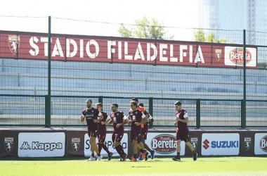 Torino - Ultimo allenamento prima del derby (torinofc)