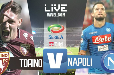Torino - Napoli in diretta, LIVE Serie A 2017/18: Vincono i partenopei, 1-3