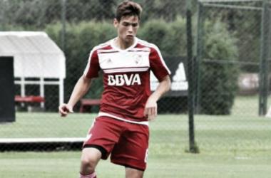 Lucas, una gran promesa (Foto: La Nación).