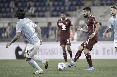 Torino suporta pressão, arranca empate com Lazio e rebaixa Benevento à Serie B