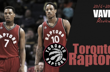 Led by one of the best backcourts in the NBA, Toronto Raptors won 50 games in the 2016-17 season -only the second time in franchise history.
