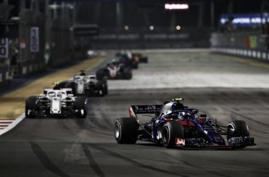 Previa de Toro Rosso en el GP de Rusia: bajos tras Singapur