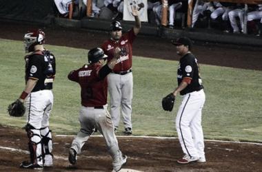 Toros arriba en la serie. (Foto: Liga Mexicana de Béisbol)
