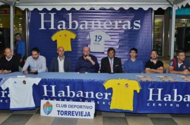 Fútbol y paella en el C.D. Torrevieja - C.D. Castellón